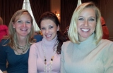 Urban Mom at The Women's Home Luncheon with BreneBrown