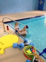 Pengu Swim School Lessons