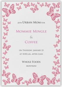 Mommie Mingle 2014